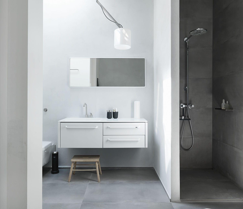 Miroir de salle de bain mural / de chambre à coucher / contemporain ...