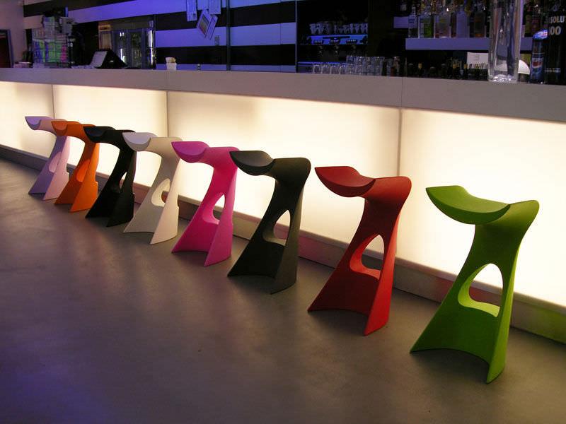 tabouret de bar design professionnel