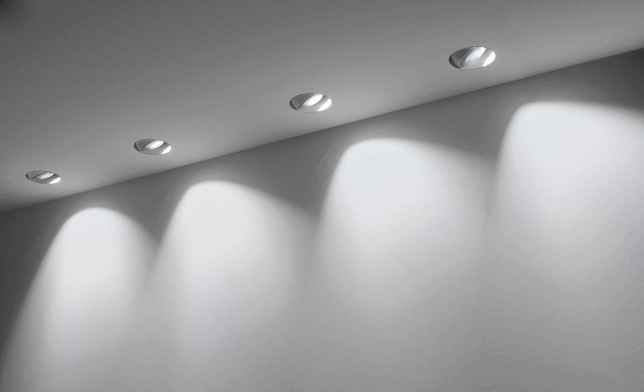 Spot encastrable pour plafond