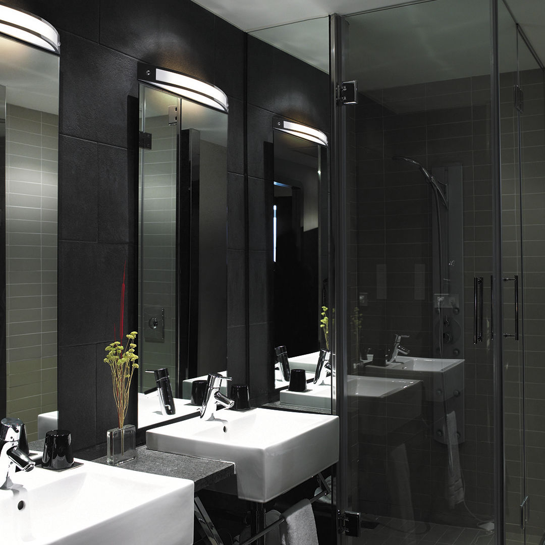 Produit Salle De Bain Fait Maison ~ Applique Murale Contemporaine De Salle De Bain En Aluminium En