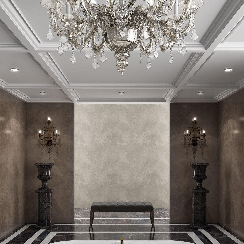 Peinture décorative / de protection / de finition / pour mur ...