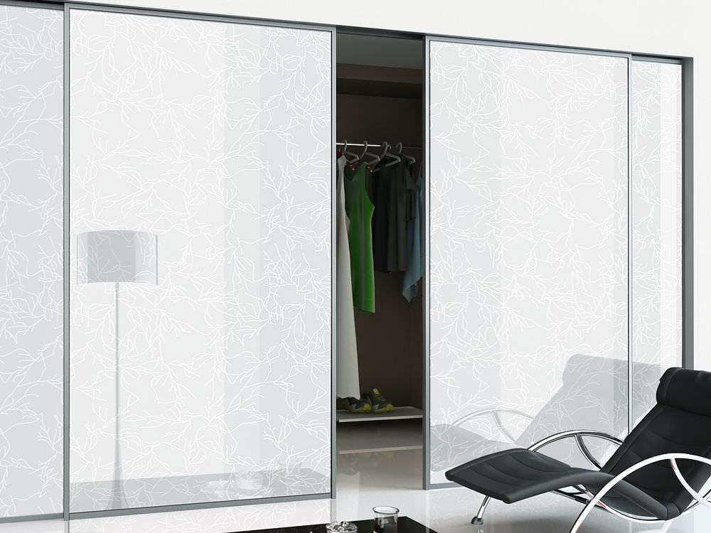 Porte Dintérieur Pour Placard Pour Dressing Coulissante - Porte placard coulissante de plus porte d intérieur vitrée