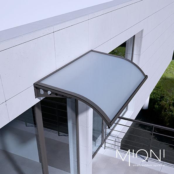 Auvent Pour Porte Dentrée Pour Fenêtre En Aluminium Forata