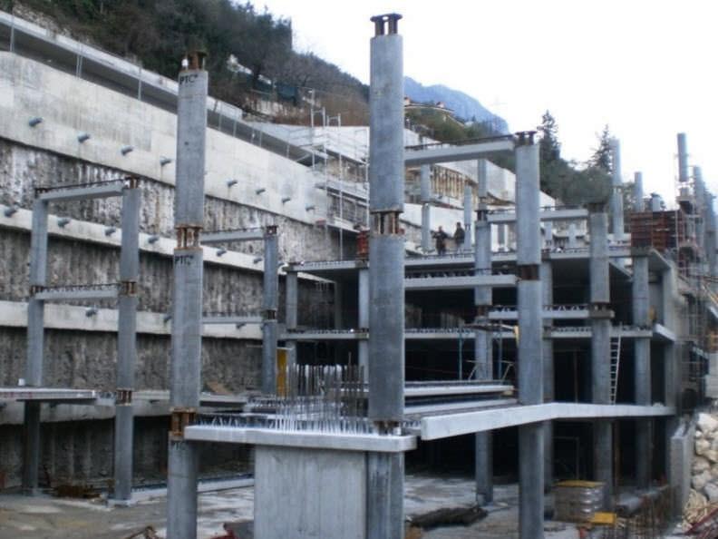 Comment faire un poteau rond en beton