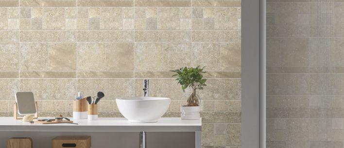 lambris salle de bain grosfillex: lambris pvc meg ve brun