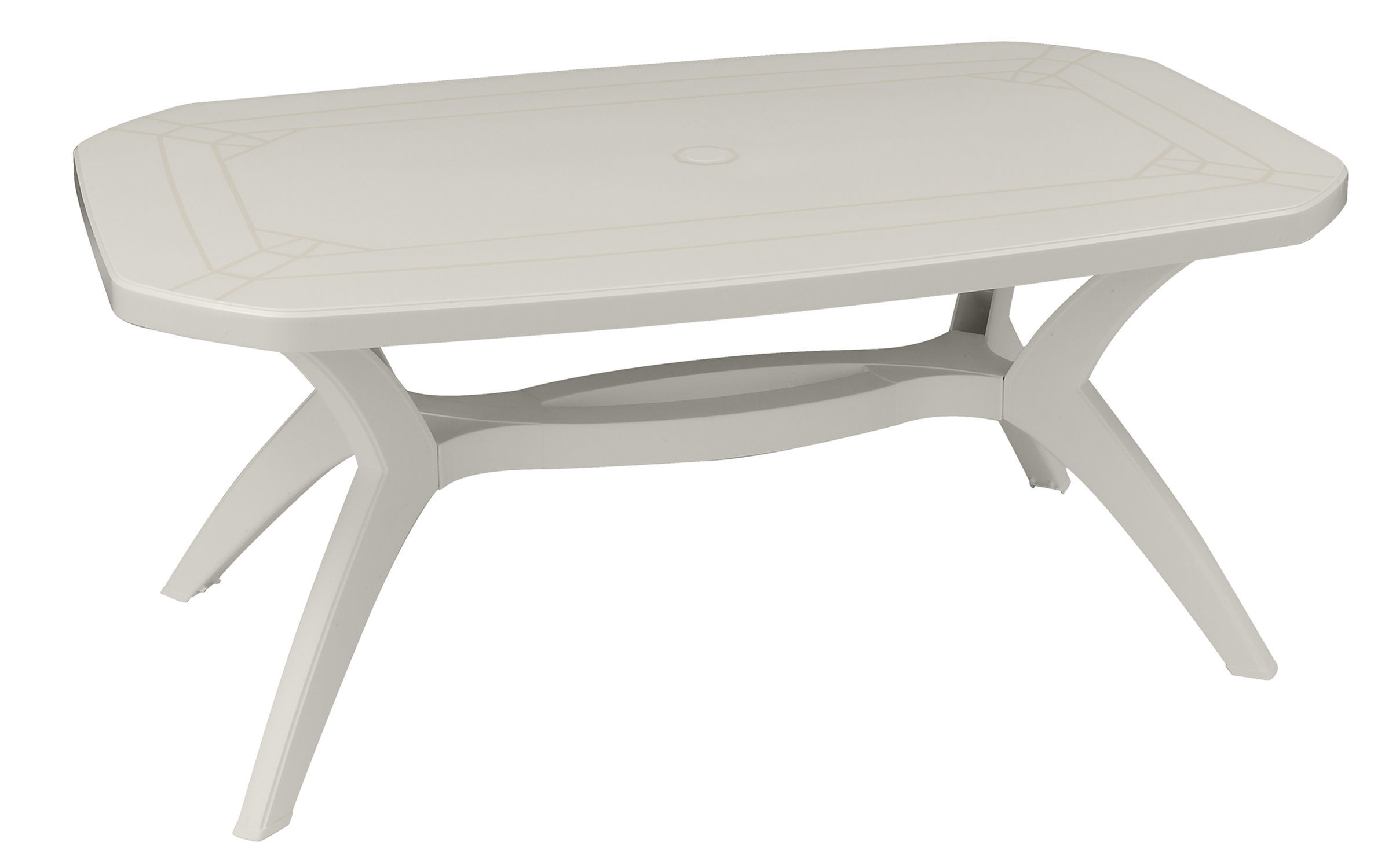 Beautiful Table De Jardin Blanc Pvc Photos - Patriotprotection.us ...