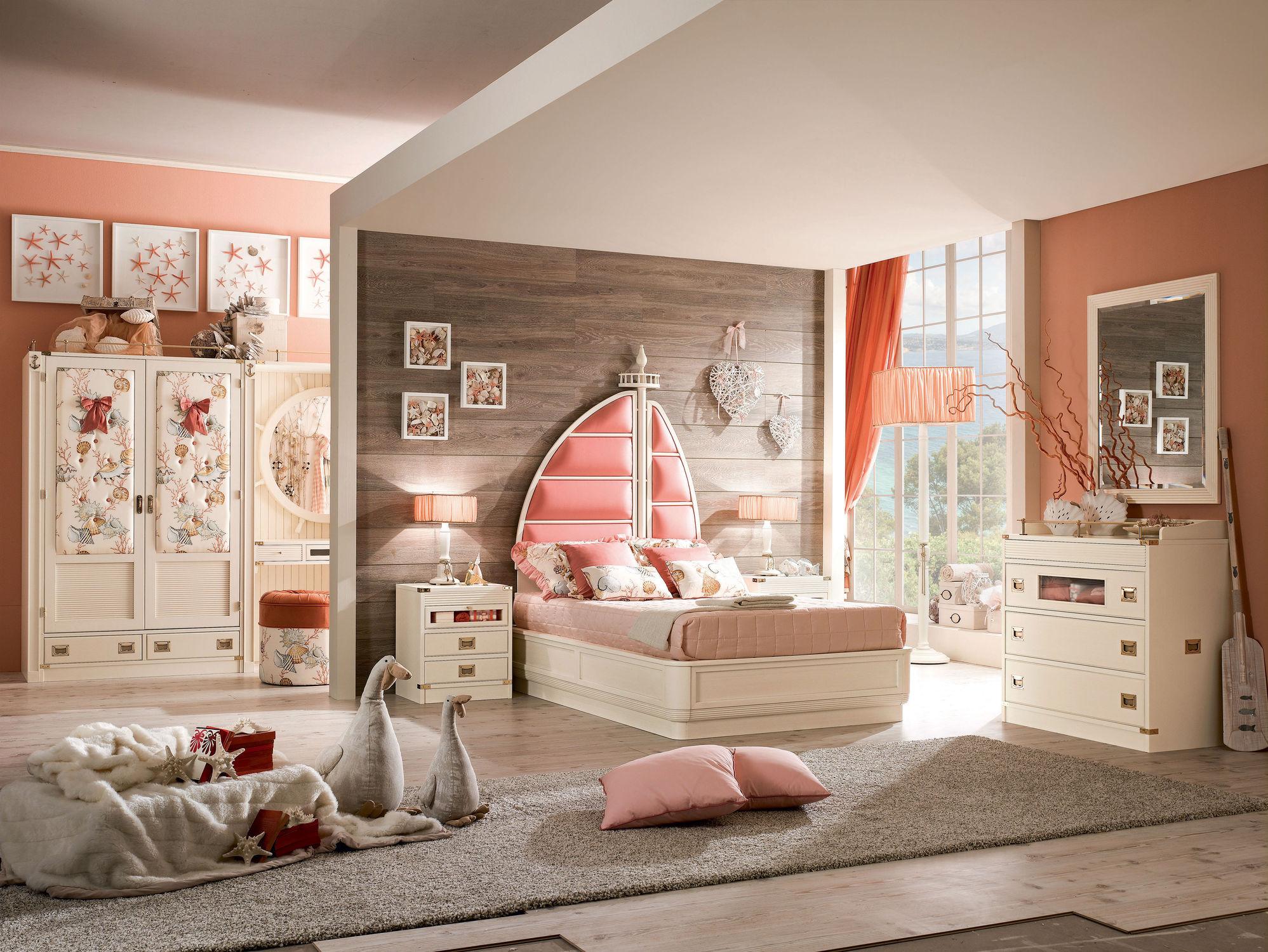 Chambre d'enfant pour fille   215   ariel   caroti