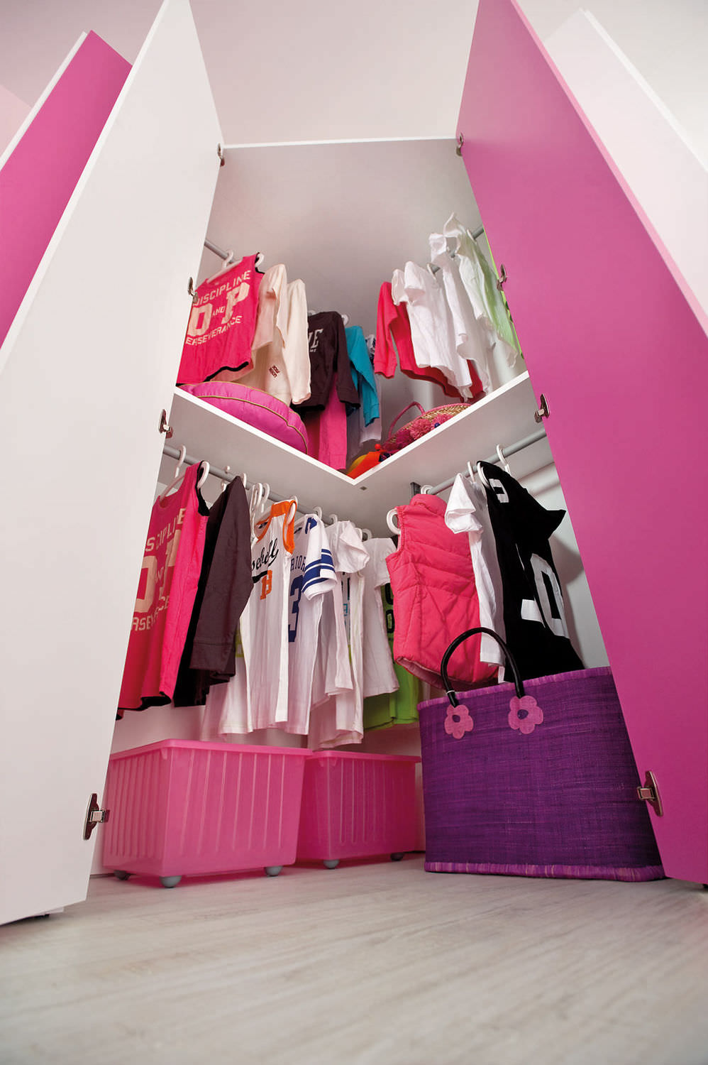 Beautiful Chambre Pour 2 Filles Images - Yourmentor.info ...