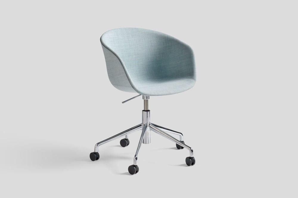 Chaise De Bureau Contemporaine Avec Accoudoirs Roulettes Hauteur Rglable