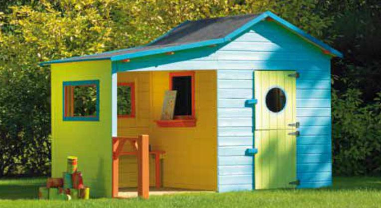 Cabane pour enfant de jardin / pour extérieur - HACIENDA - Silverwood