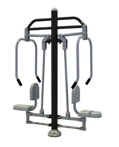 banc de musculation d'exterieur