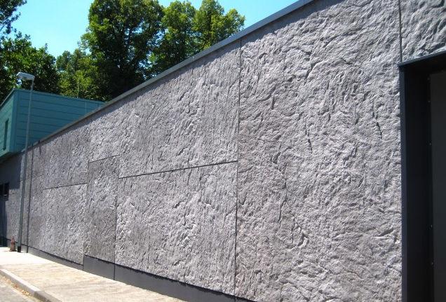 Gut bekannt Matrice de coffrage pour façade / aspect pierre / pour béton  GX22