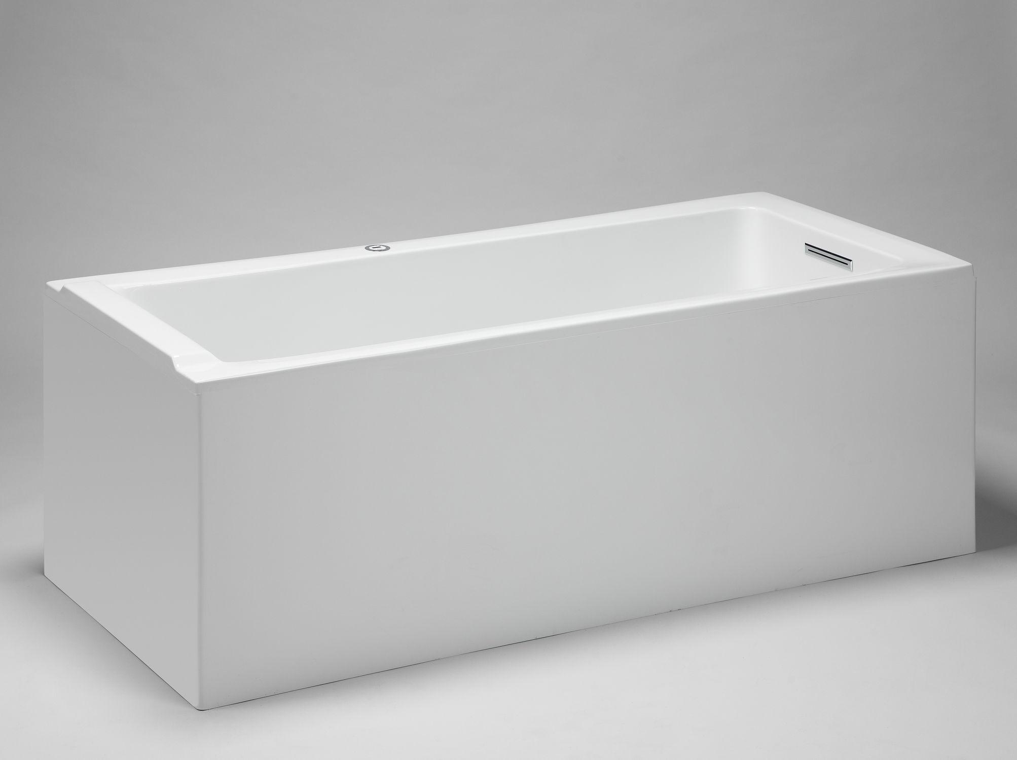 baignoire en résine acrylique / balnéo - esparron - condor balneo