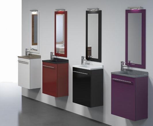 meuble salle de bain 40 cm vasque