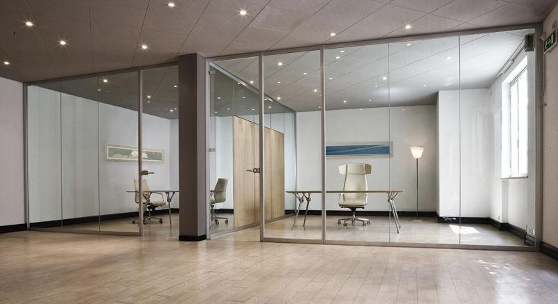 Bien-aimé Cloison amovible / vitrée / de bureau - AERE - Codutti US47
