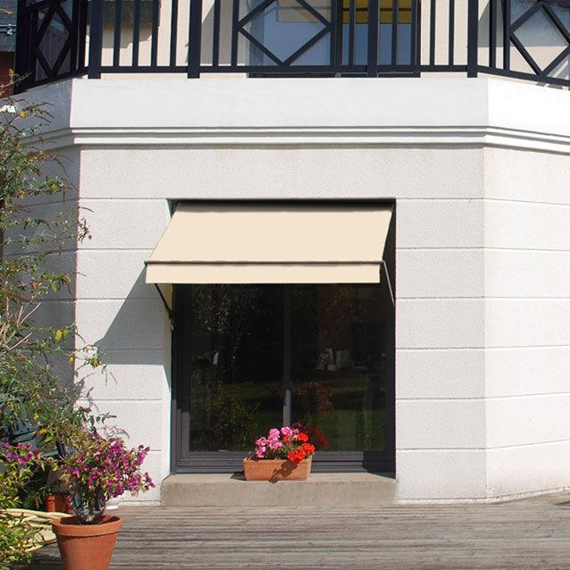 Store Banne à Projection / Manuel / Motorisé / Pour Fenêtre   KIA® U0026 TAHA® Conception