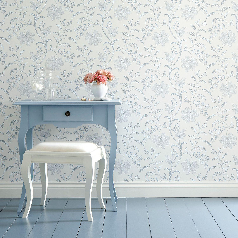 Papier Peint À Motifs pour papier peint classique / motif floral - bedford square c.1900 - the