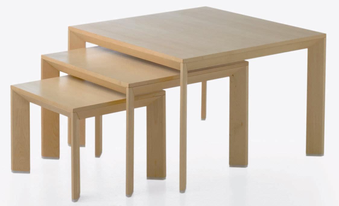 table a manger gigogne