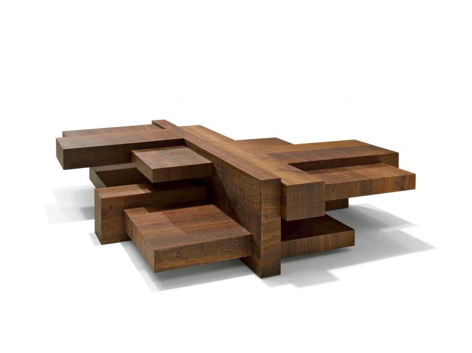 Table Basse Design Bois Table Salle A Manger Moderne Somum