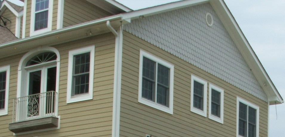 Top Contour de fenêtre - FINISH GRADE TRIM - AZEK Building Products OD04