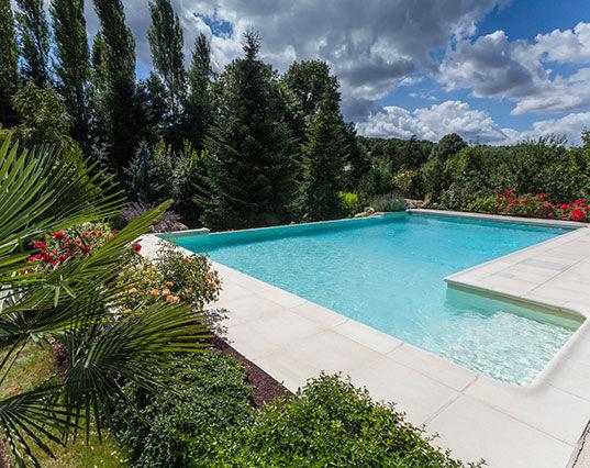 piscine débordement magiline