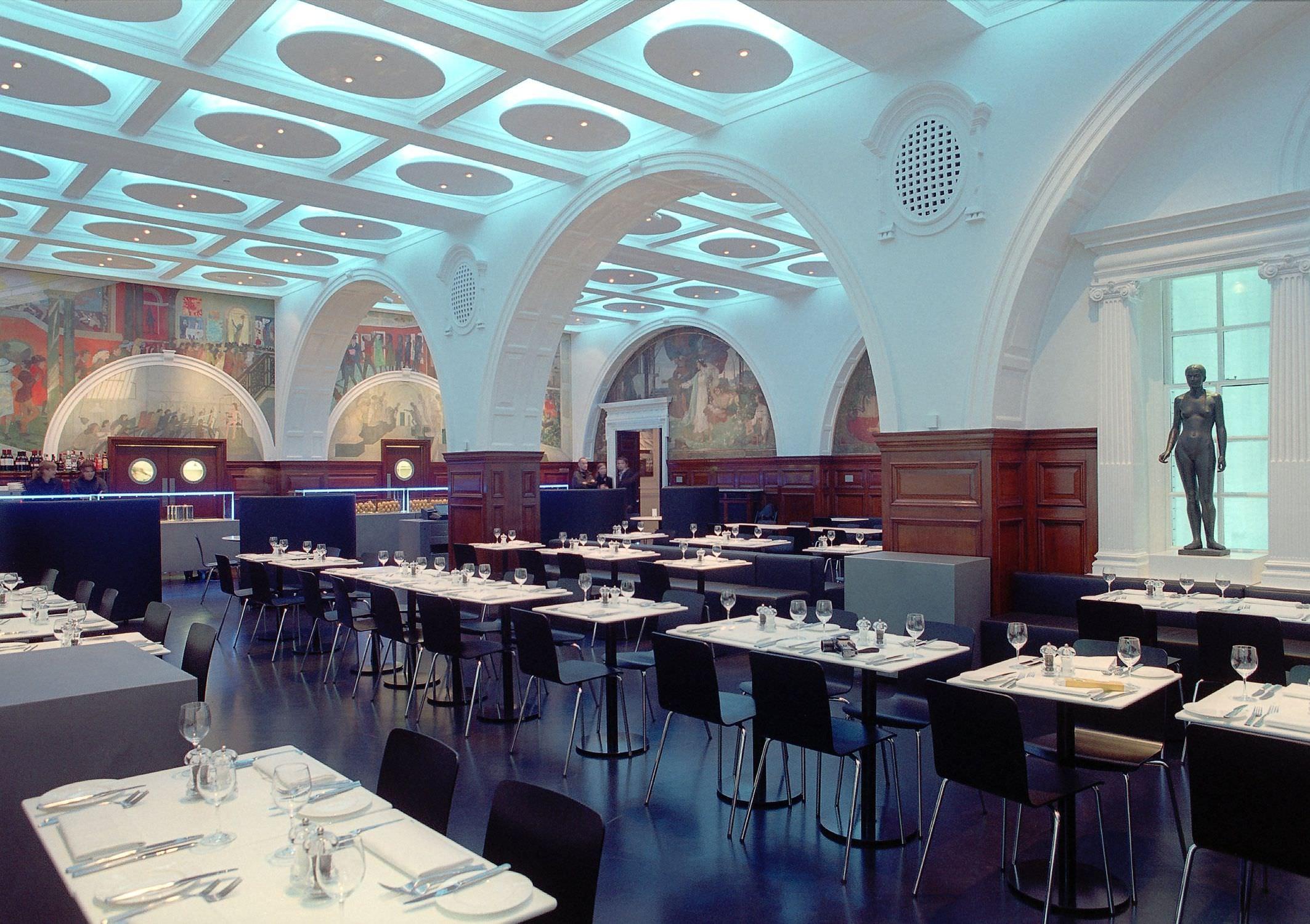 Plafond Tendu En Toile Acoustique Lumineux Perforé Bars