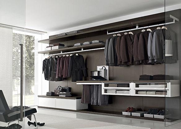 Dressing contemporain / en bois - DRESS - Le Monde Wood