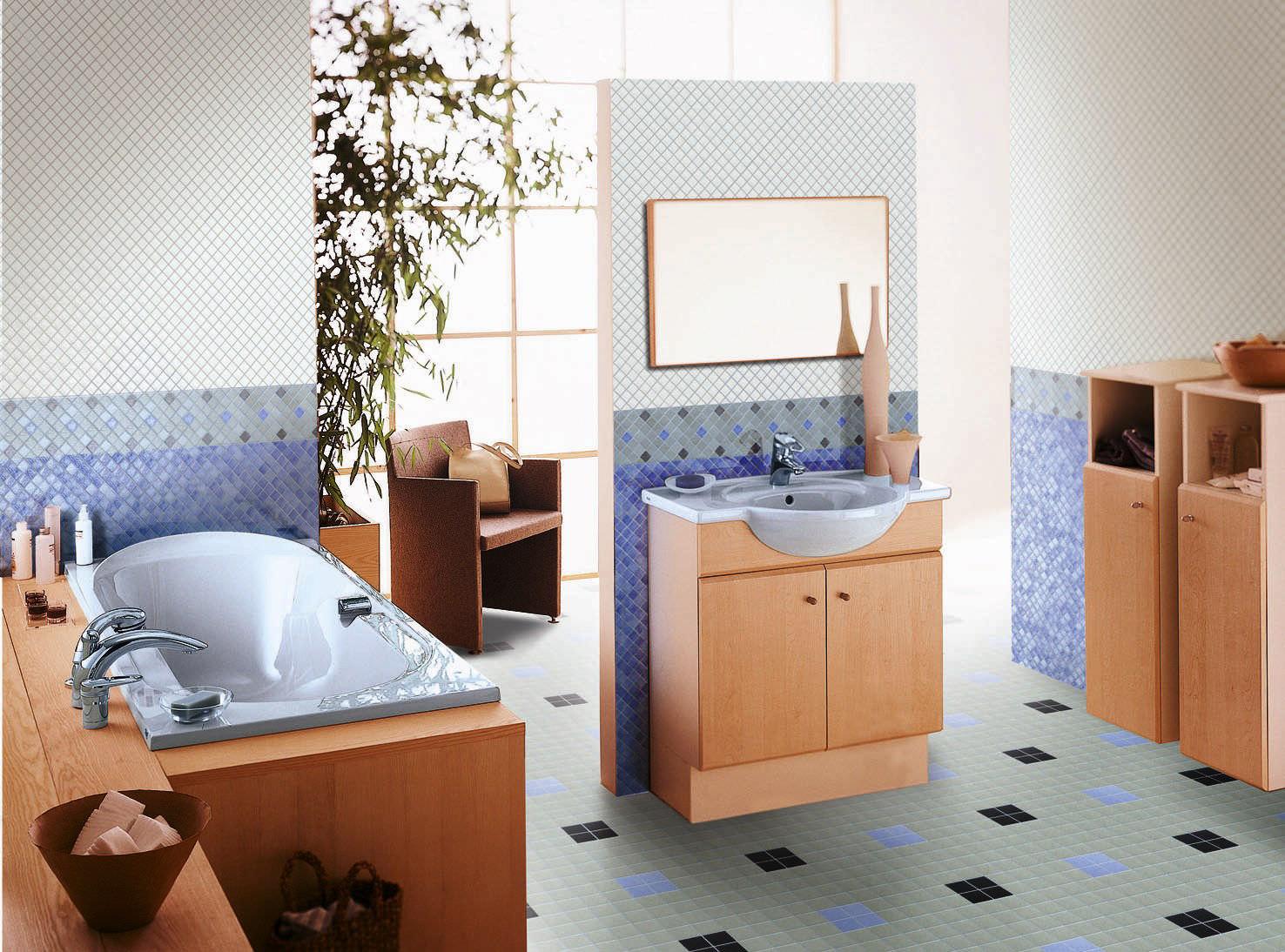 Magasin Meuble Salle De Bain Pau ~ mosa que d int rieur de salle de bain au sol en c ramique