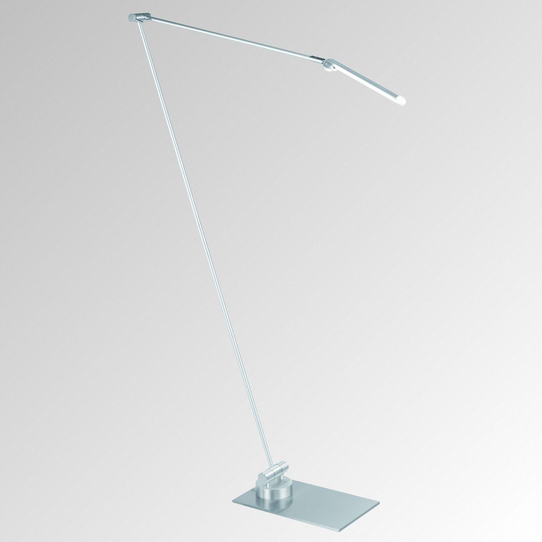 À Contemporaine Sur Pied En Articulé Acier Lampe Bras nXN0Pw8Ok