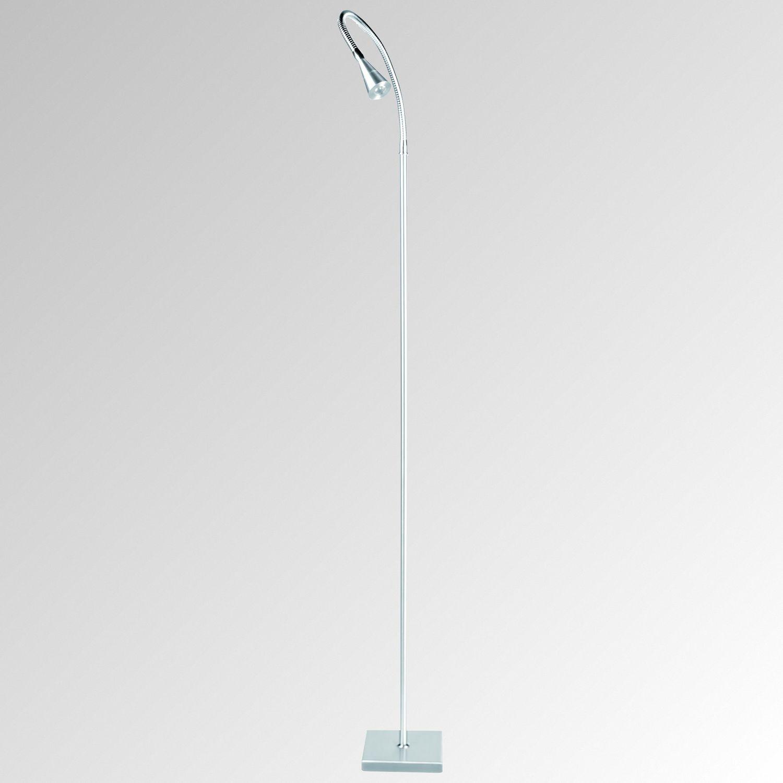 Lampe Sur Pied Contemporaine En Aluminium Liseuse Pro W56 20