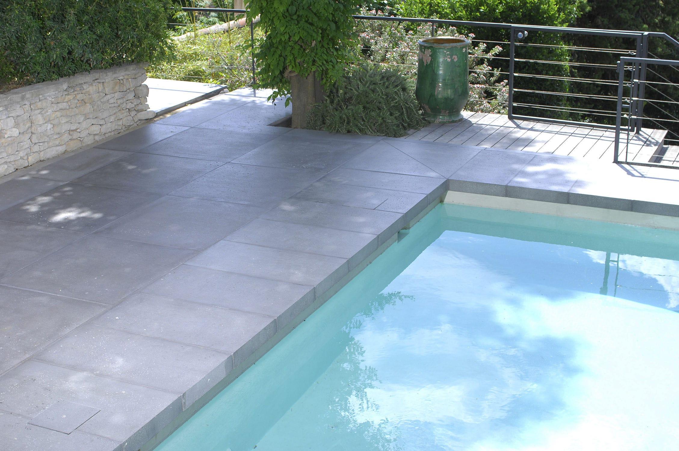 nouveautà carrelage pour plage de piscine by rouviere rouviere