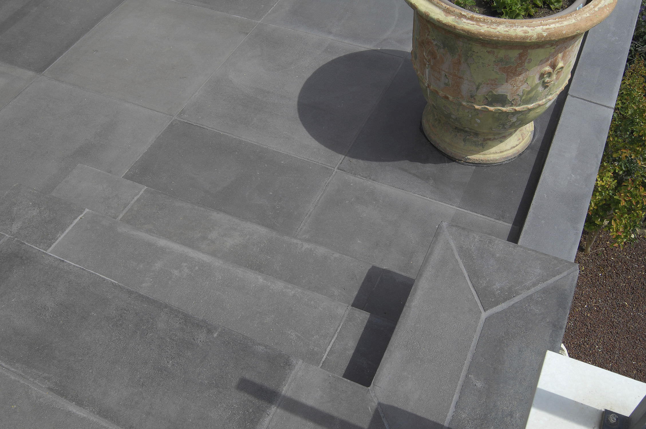 Berühmt Carrelage d'intérieur / d'extérieur / au sol / en béton  HP27