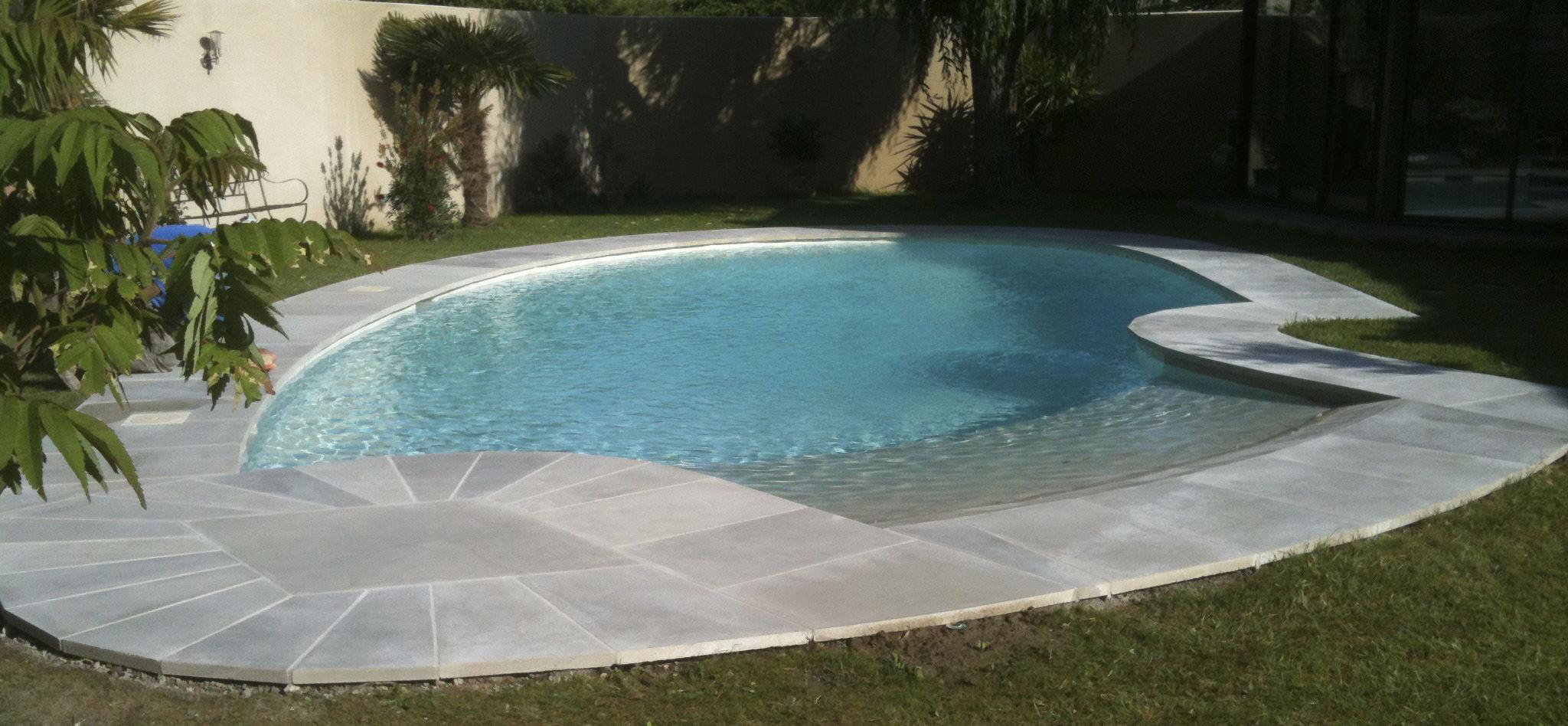 carrelage pour plage de piscine de sol en bà ton mat rouviere