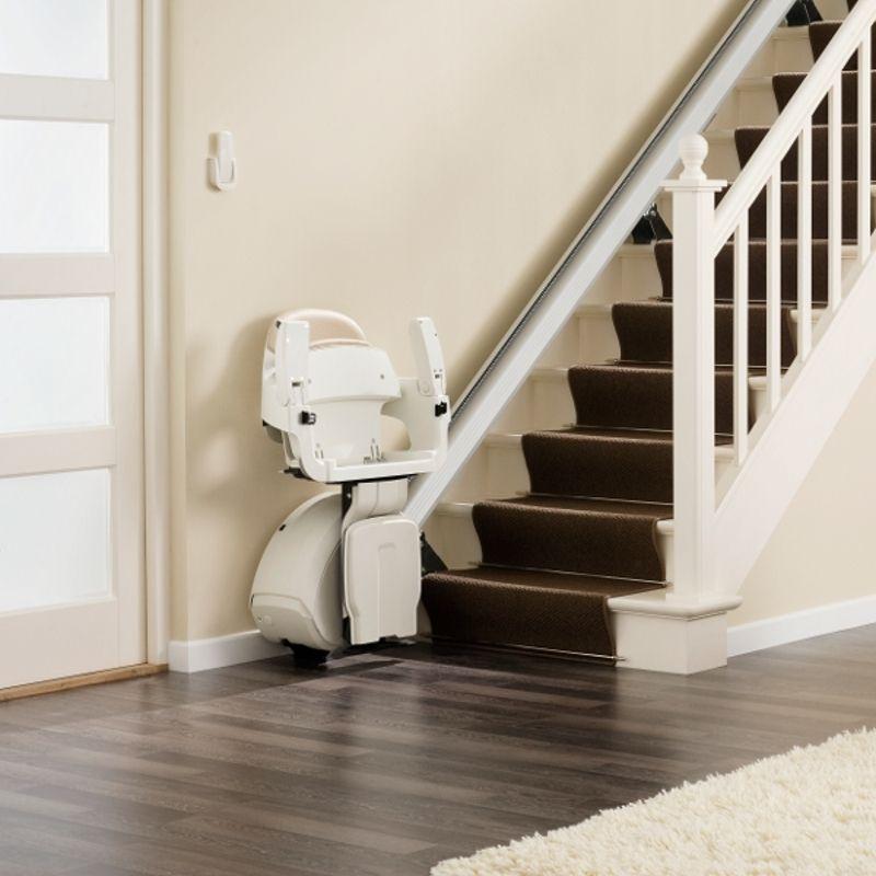 monte escalier stannah