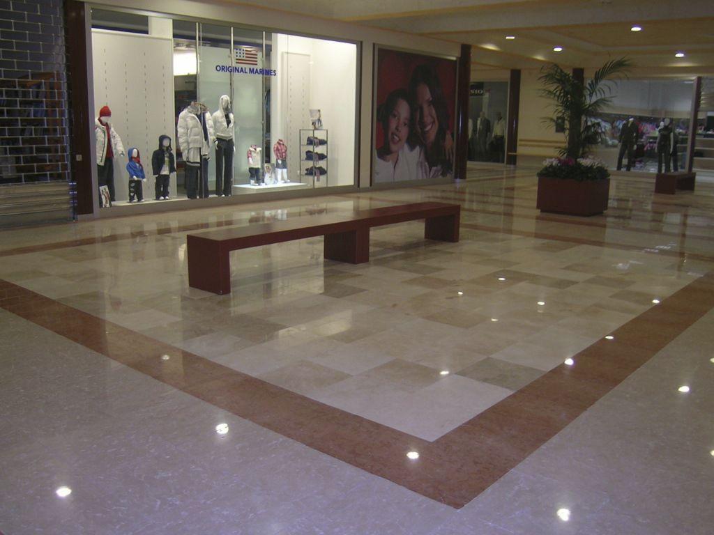 Carrelage d\'intérieur / pour sol / en marbre / sablé - LIGHT ...