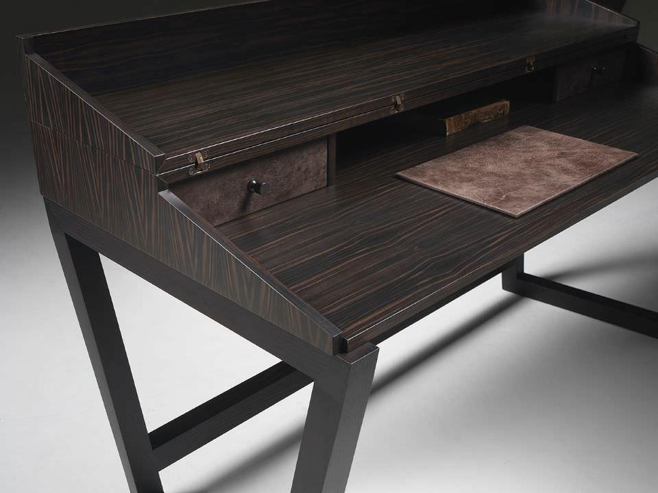 meuble secrétaire contemporain / en bois - tiberio by modalto ... - Secretaire Meuble Design