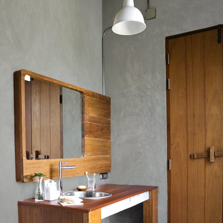 enduit décoratif / d'intérieur / pour mur / naturel - chaux ... - Enduit Mur Interieur Chaux