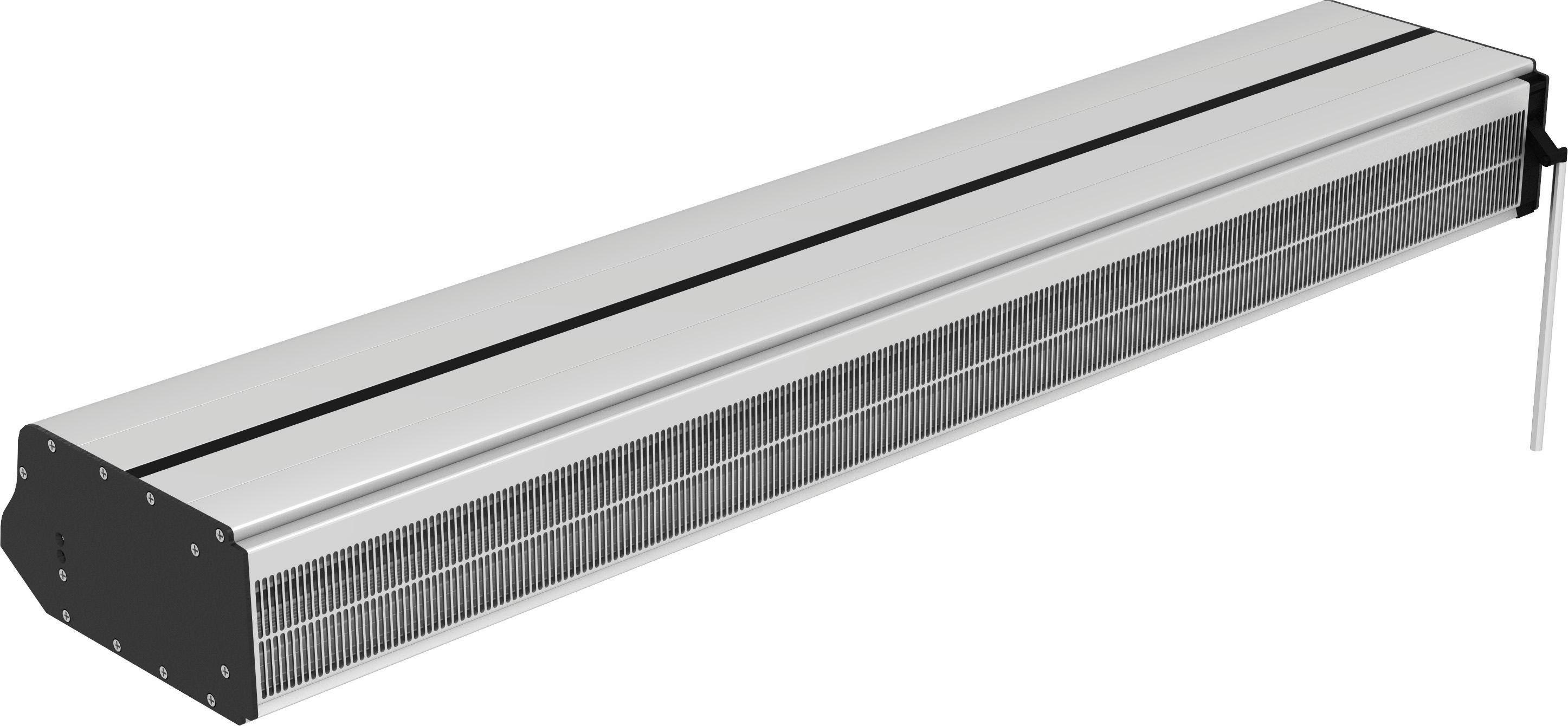 Aérateur De Fenêtre Acoustique à Coupure Thermique Autoréglable