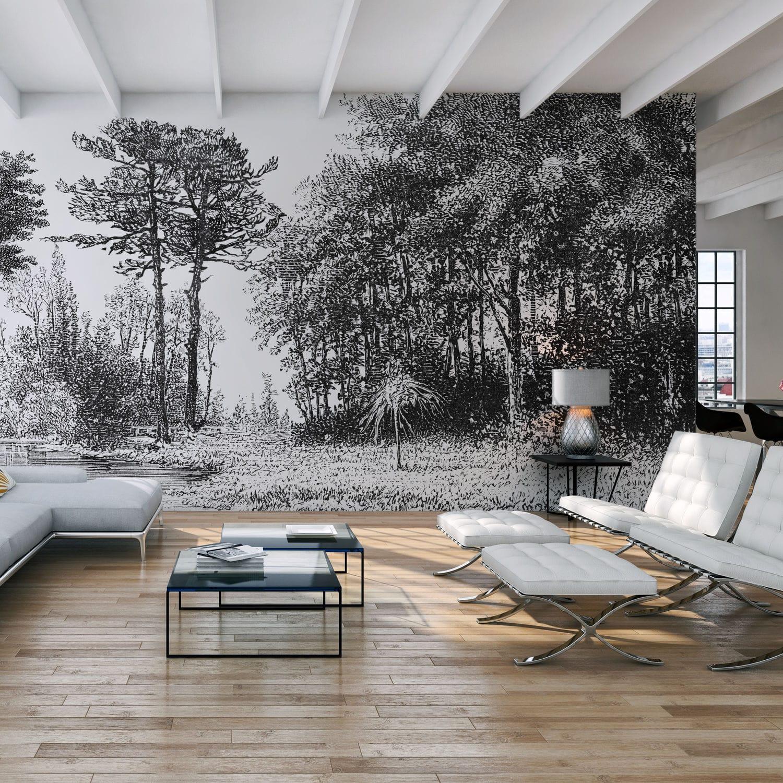 Papier Peint Design Original Panoramique Non Tisse D239