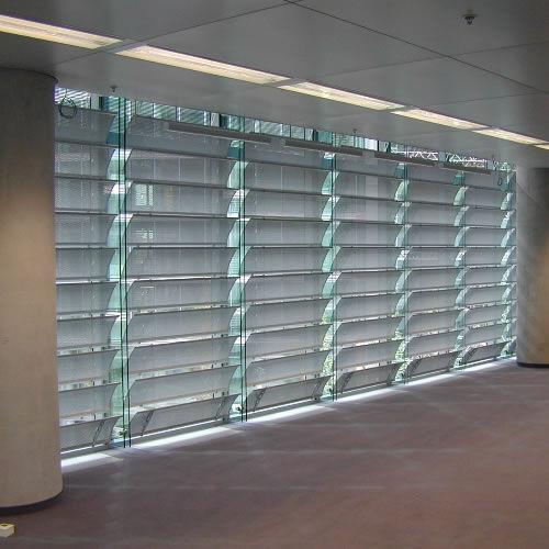 Store Vénitien / En Aluminium / En Acier / D'Extérieur - Specialist