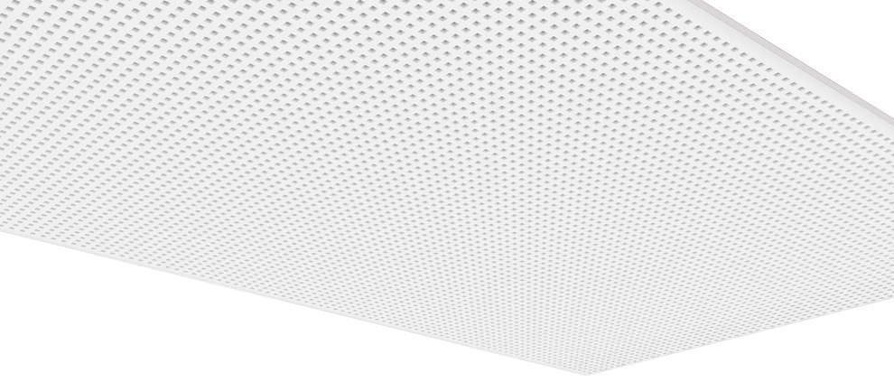 Faux Plafond En Plâtre En Dalles Acoustique Rigitone Activ