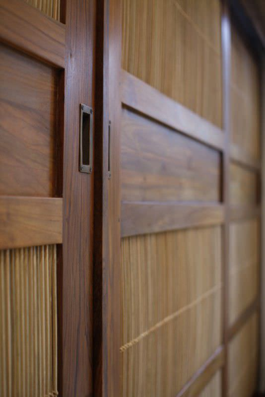 Porte Dintérieur Pour Placard Pour Dressing Coulissante FRM - Porte placard coulissante et porte interieur bois design