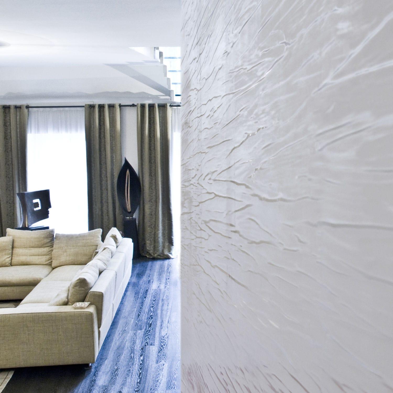 Enduit Décoratif / Du0027intérieur / Pour Mur / En Plâtre   PIERRE ET REFLETS