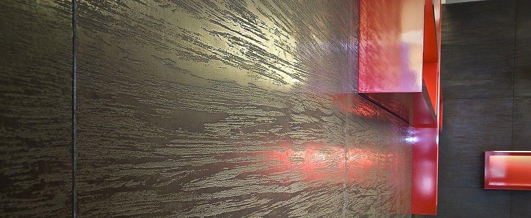 Superieur Enduit Décoratif / Du0027intérieur / Pour Mur / En Plâtre ... Galerie De Photos