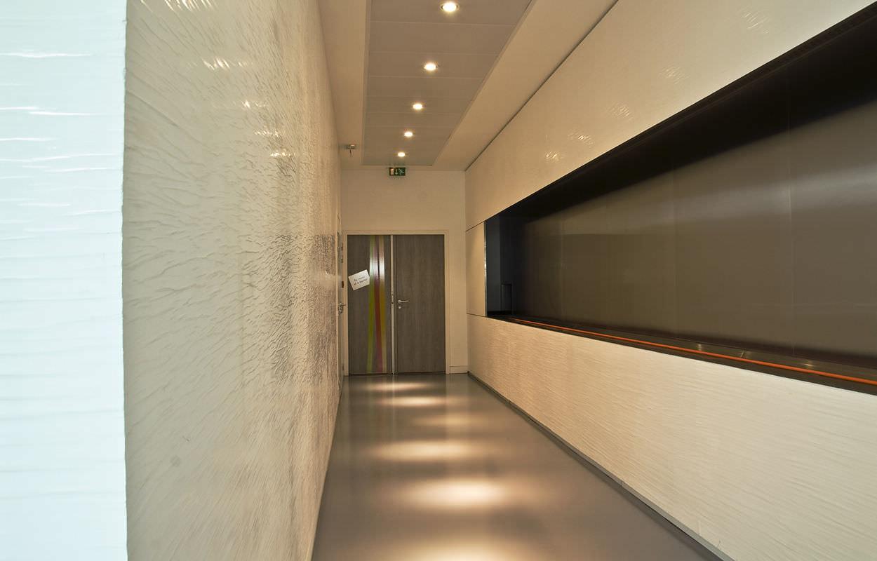 Enduit Décoratif / Du0027intérieur / Pour Mur / En Plâtre ...