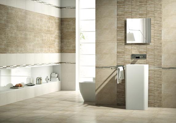 carrelage mural salle de bain