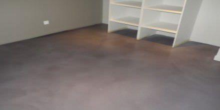 enduit de lissage de sol base de ciment weberniv color weber - Ciment Color Exterieur