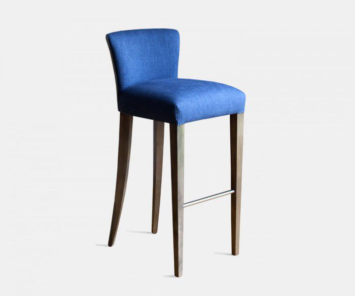 d944a1bbc1488 Chaise de bar contemporaine   en tissu - NANTES - William Yeoward