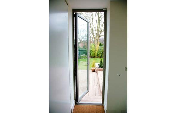 Porte Vitree Exterieure Alu Volet Cityparkevents - Porte vitrée extérieure