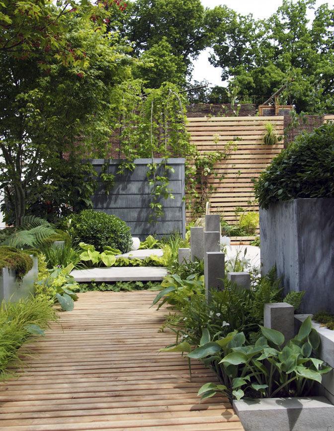 Fontaine de jardin / en zinc - ,by Olivier Joannin - Tonton Zingueur